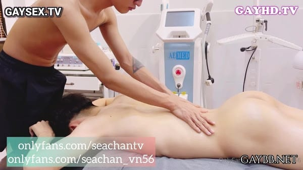 Massage gay teen